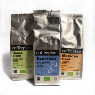 Ground Coffee in Valve Packs